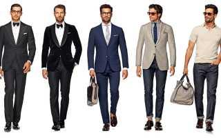 Основные правила этикета в одежде