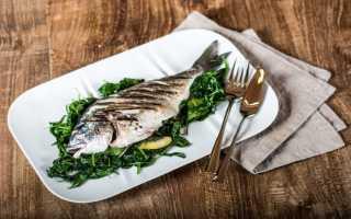 Как правильно есть рыбу