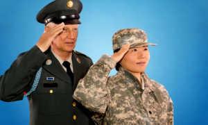 Основные правила поведения военных на службе и в обществе