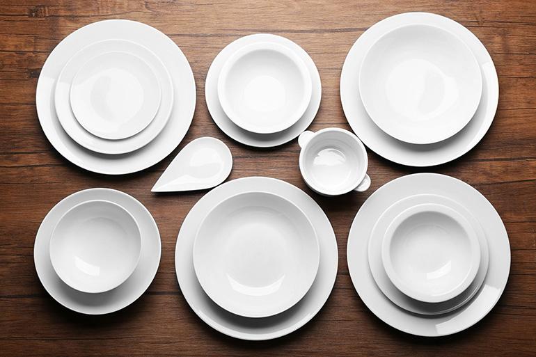 Разновидности тарелок