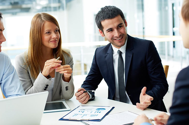 Принципы делового общения