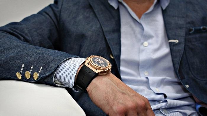 В какую цену должны быть часы у солидного мужчины по этикету