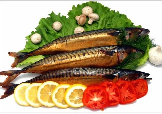 Копченый морепродукт