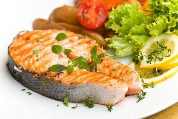 Рыба на кости
