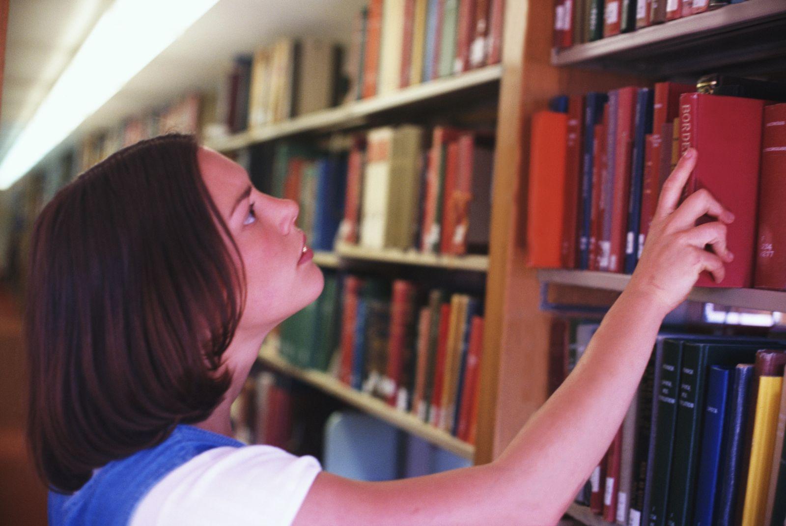 Поиск необходимой книги