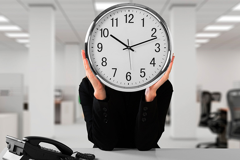 Рабочее время