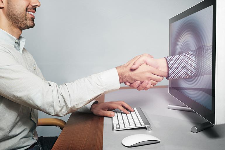 С предложением о сотрудничестве