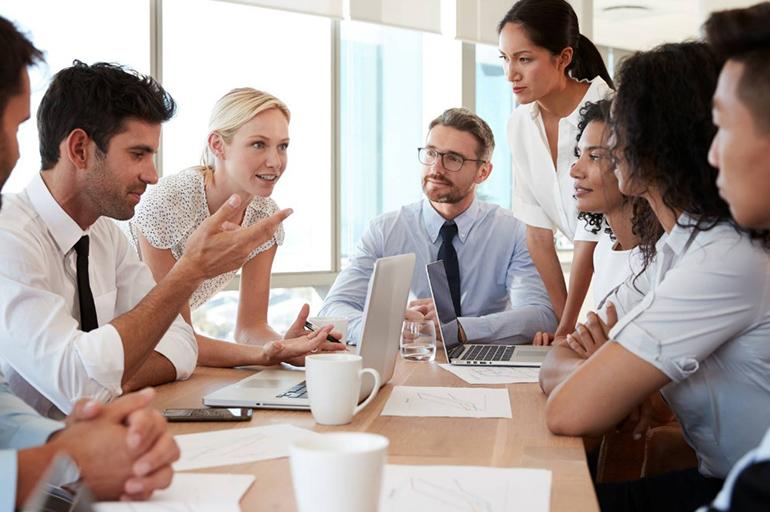Организация деловой встречи