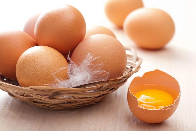 Яйца и воровство